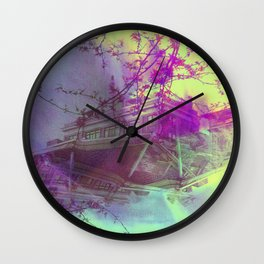 dreamboat Wall Clock
