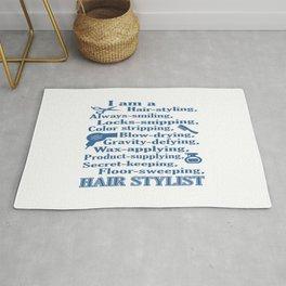 I am a Hair Stylist Rug