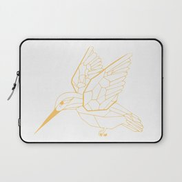 Kingfisher Butterscotch Laptop Sleeve