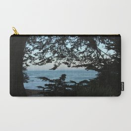 California Ocean Views Carry-All Pouch