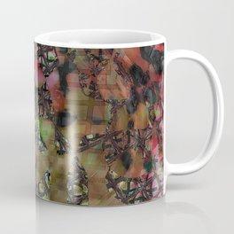 Fenêtre et mousse Coffee Mug