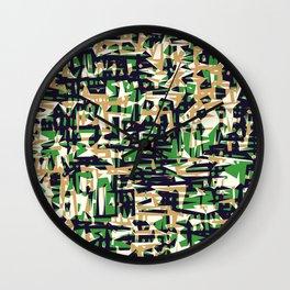 Ikarus 2 Wall Clock