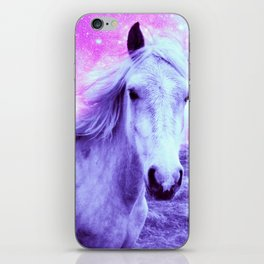 Pink Purple Celestial Dreams iPhone Skin