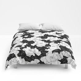 Gardenias Comforters