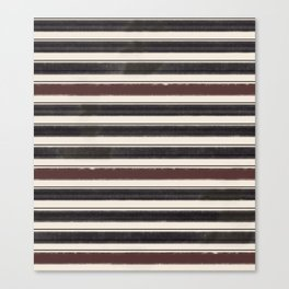 Classic stripes Canvas Print