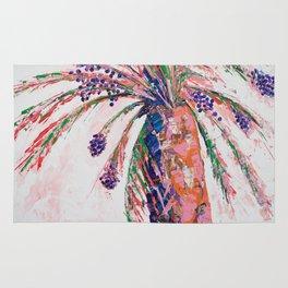 Desert Palm Tree Rug