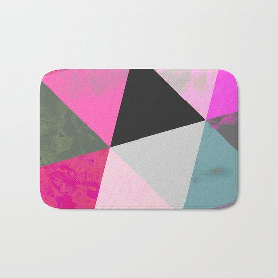 Abstract 03 Bath Mat