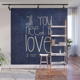 CHOCOLATE LOVE Wall Mural