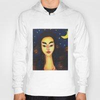 frida kahlo Hoodies featuring Frida Kahlo by ArtSchool