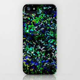 Abstract 85045 iPhone Case