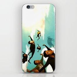 We're Gonna Finally be Fine iPhone Skin