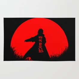 Red Moon Minato Rug