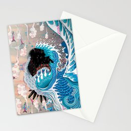 The Unstoppabull Force Stationery Cards