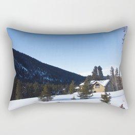 Colorado Morning Rectangular Pillow