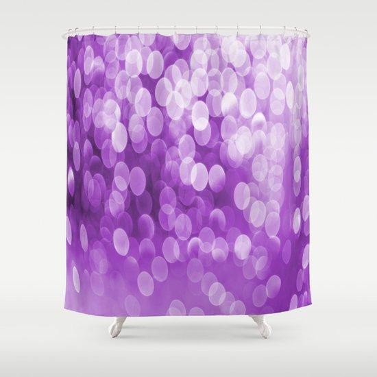 Bokeh Light Purple Tone #decor #society6 #buyart by pivivikstrm