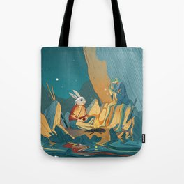 Master and student Tote Bag