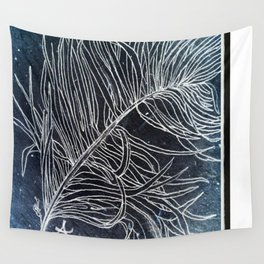 Palm Leaf Earth Day and Easter Wall Tapestry