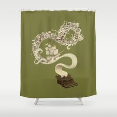 Unleashed Imagination Shower Curtain