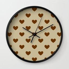 NguNguPa Lovely Wall Clock