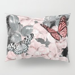 WOMAN WITH FLOWERS 10 Pillow Sham