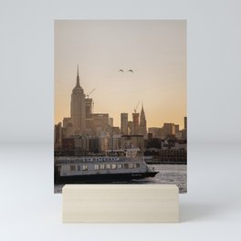 Manhattan Transfer Mini Art Print