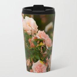 Flores de julio en Madrid Travel Mug