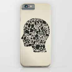 Head of a part of a body iPhone 6s Slim Case