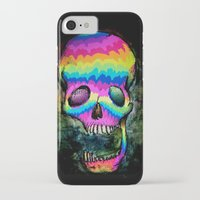 tooth iPhone & iPod Cases featuring Sweet Tooth by Balance Works