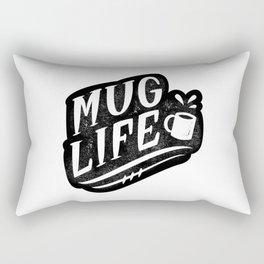 Mug Life Rectangular Pillow