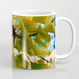 Vibrant Yellow Coffee Mug