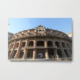Plaza de toros - Matteomike Metal Print