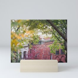 Old Neighborhoods Mini Art Print
