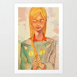jehan Art Print