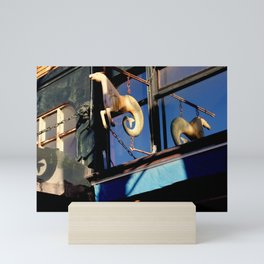 Quite A Tale - Hippocamp Mini Art Print