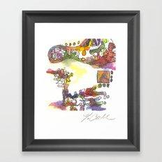 Constraints Mini Series #3 Framed Art Print