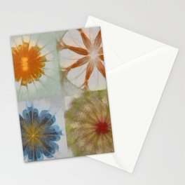 Fulvous Certainty Flowers  ID:16165-113635-96480 Stationery Cards