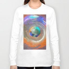 Abstract Mandala 310 Long Sleeve T-shirt