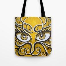Expressive Eyes Tote Bag