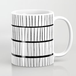 line pattern Coffee Mug