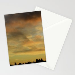 Morning Emotion Stationery Cards