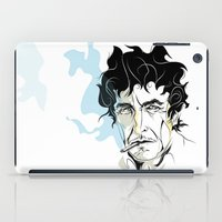 dylan iPad Cases featuring Dylan by Emilio Correa