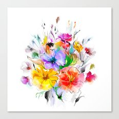 summer mood Canvas Print