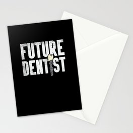 Future Dentist Stationery Cards