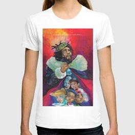 Cole wallpaper kod T-shirt
