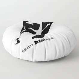 Really BIG Mice, Spooky Winter Things Floor Pillow