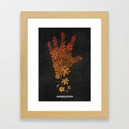 Annihilation Framed Art Print