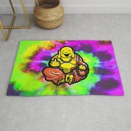 F U Buddha Rug