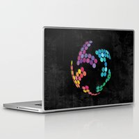 globe Laptop & iPad Skins featuring Globe by Last Call
