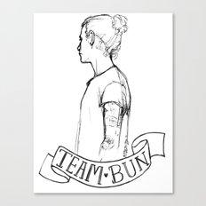 Team Bun Canvas Print