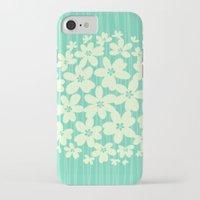hawaiian iPhone & iPod Cases featuring Hawaiian Blue  by Endless Summer